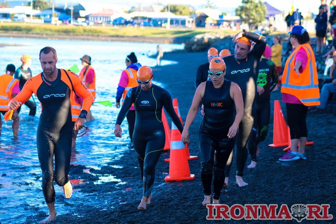 2km Swim